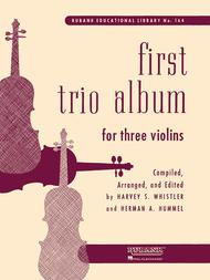 First Trio Album for Three Violins