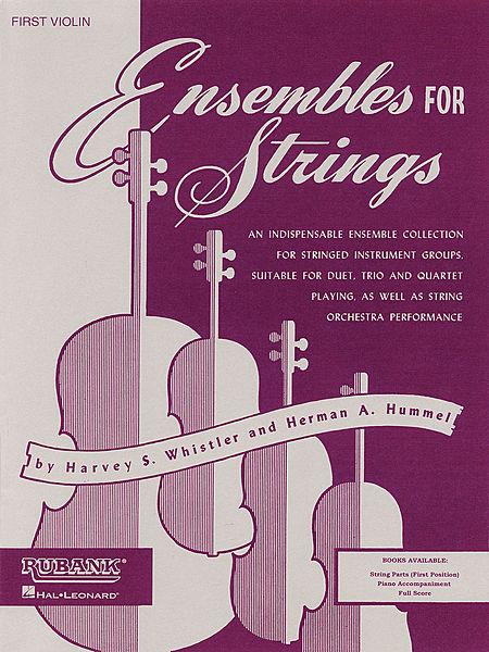 Ensembles For Strings - Second Violin