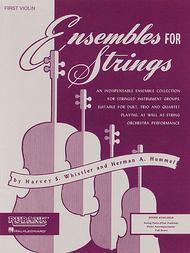 Ensembles For Strings - Fourth Violin
