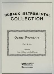 Quartet Repertoire for Flute