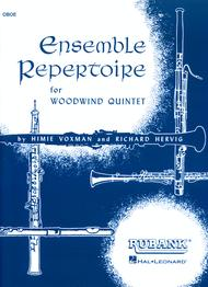 Ensemble Repertoire for Woodwind Quintet