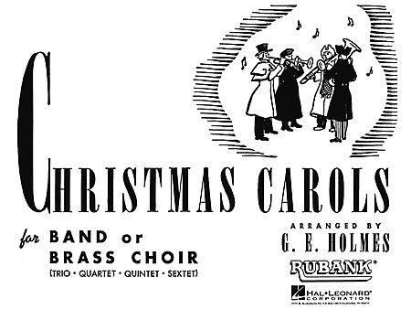 Christmas Carols for Band or Brass Choir