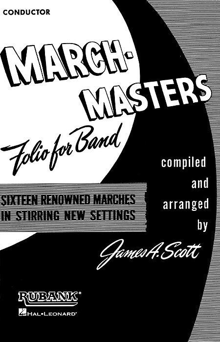 March Masters Folio for Band
