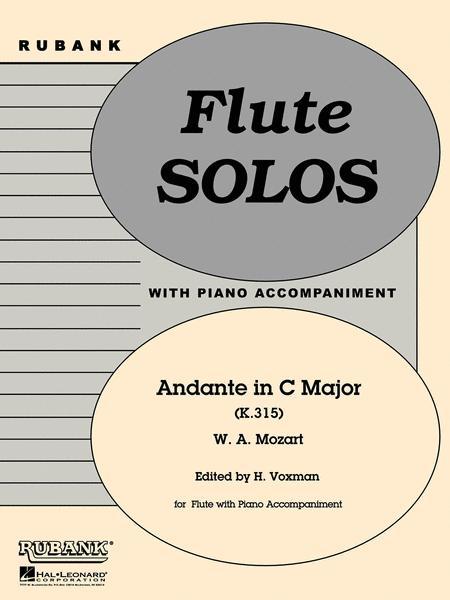 Andante in C Major, K. 315