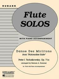Danse des Mirlitons (from The Nutcracker Suite)