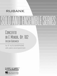 Concerto in E Minor, Op. 102