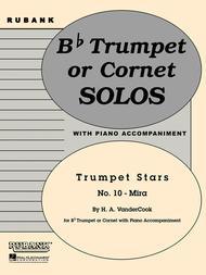 Mira (Trumpet Stars No. 10)