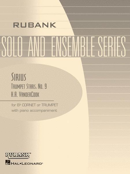 Sirius (Trumpet Stars No. 9)