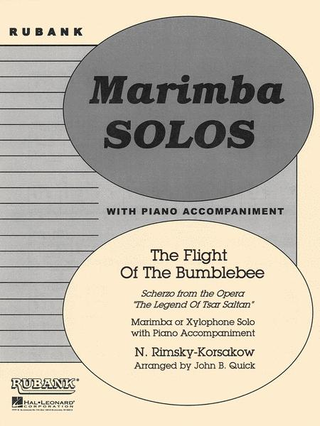 flight of the bumblebee sheet music pdf