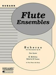 Scherzo (from Grand Quartet, Op. 92)