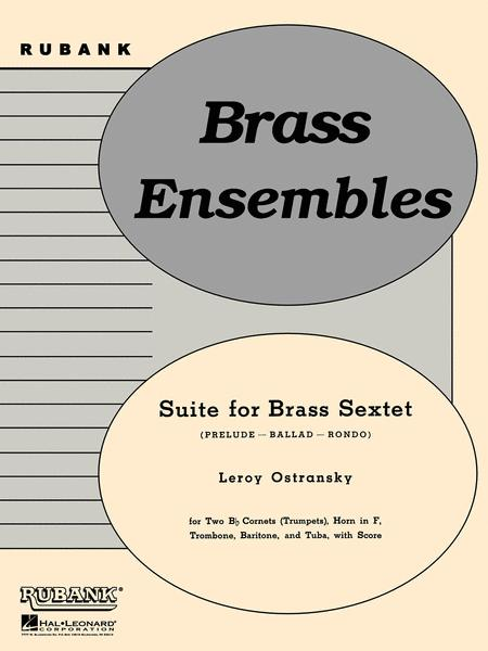 Suite for Brass Sextet
