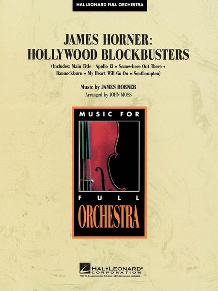 James Horner - Hollywood Blockbusters
