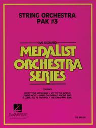 String Orchestra Pak #3