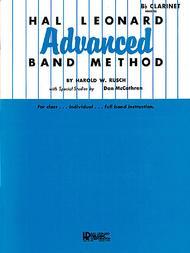 Hal Leonard Advanced Band Method