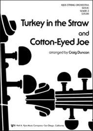 Cotton-Eyed Joe/Turkey In The Straw-Score