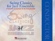 Swing Classics for Jazz Ensemble - Conductor