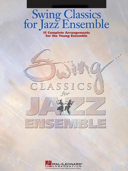 Swing Classics for Jazz Ensemble - Alto Sax 1