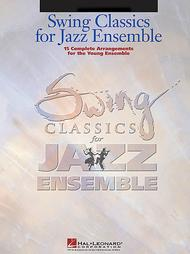Swing Classics for Jazz Ensemble - Drums