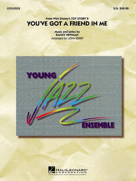You\'ve Got A Friend In Me Sheet Music By Randy Newman - Sheet Music Plus