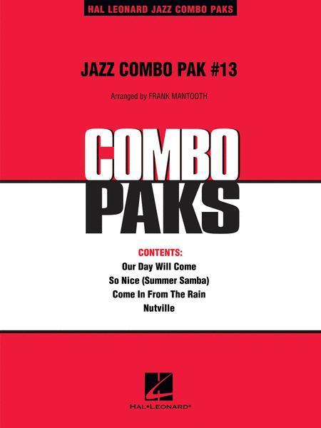 Jazz Combo Pak #13