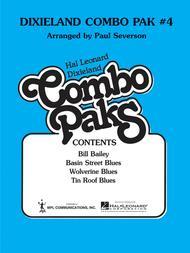 Dixieland Combo Pak 4