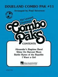 Dixieland Combo Pak 11