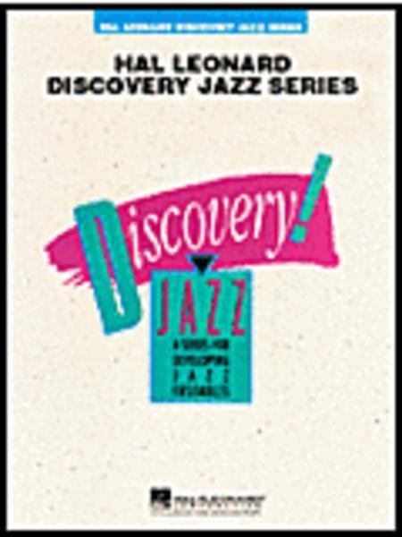 Discovery Jazz Favorites - Alto Sax 2