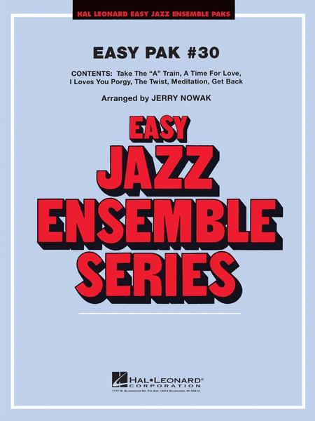 Easy Jazz Ensemble Pak #30