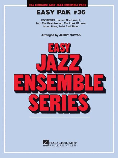 Easy Jazz Ensemble Pak #36