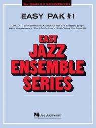 Easy Jazz Ensemble Pak 1