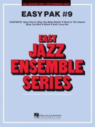 Easy Jazz Ensemble Pak #9