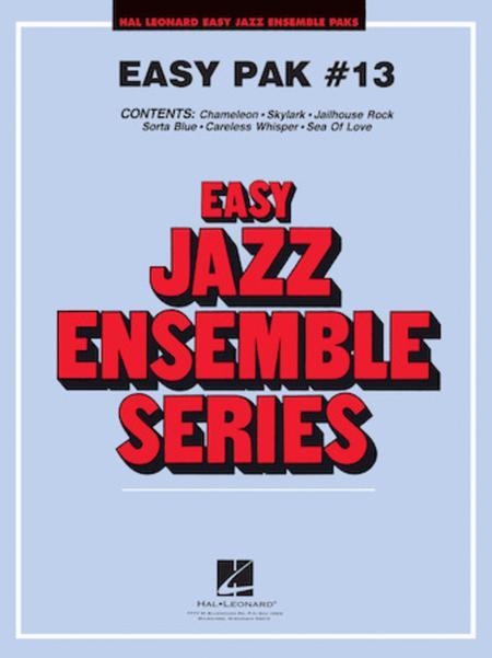 Easy Jazz Ensemble Pak 13