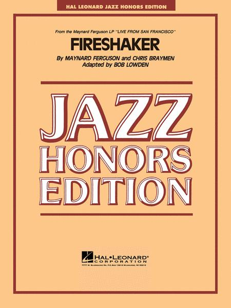 Fireshaker - Jazz Ensemble