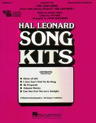 The Lion King (Song Kit #34)