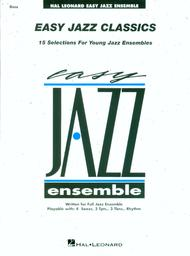 Easy Jazz Classics - Bass