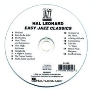 Easy Jazz Classics - CD