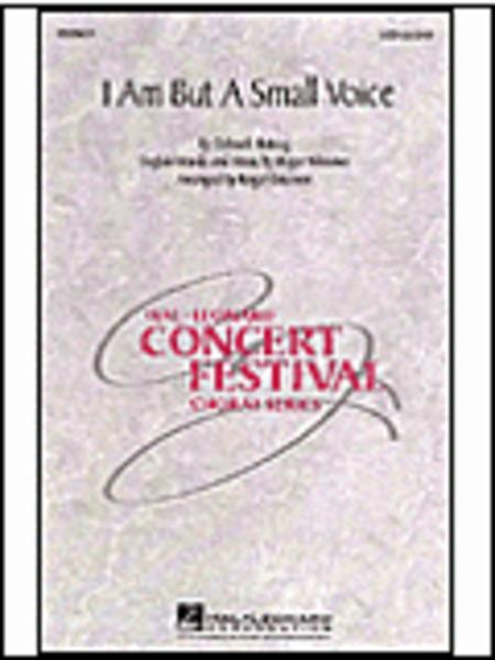 I Am But a Small Voice - ShowTrax CD