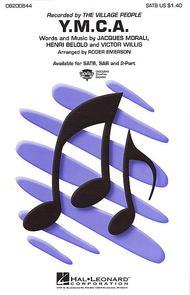 Y.M.C.A. - ShowTrax CD