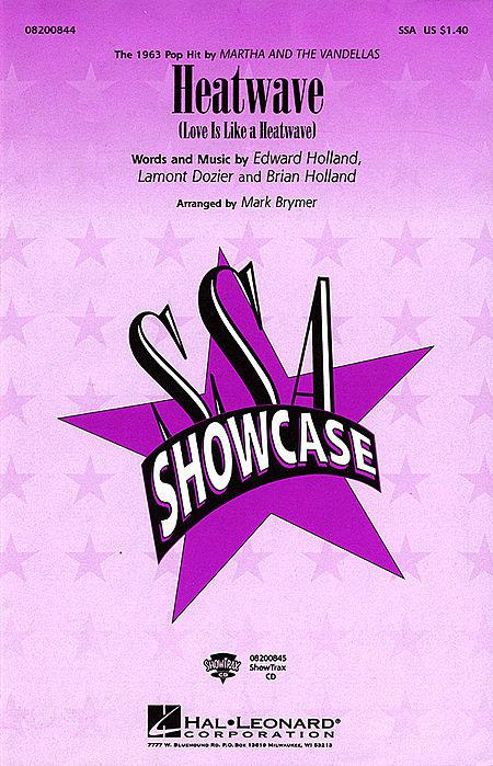 Heatwave - ShowTrax CD
