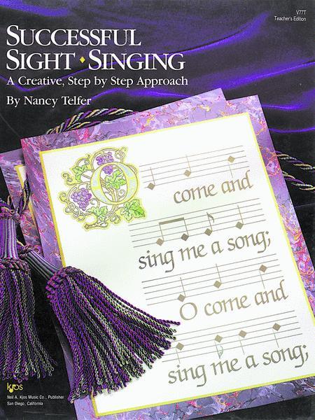Successful Sight-Singing, Bk1 - Teacher's Ed.