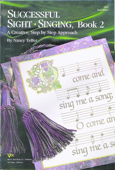 Successful Sight Singing - Book 2