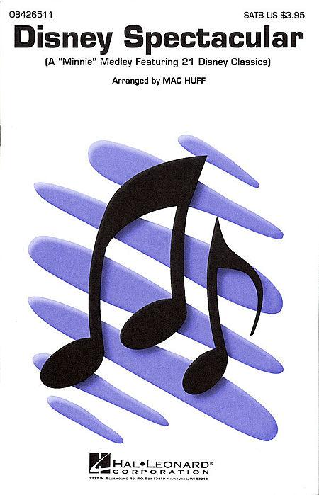 Disney Spectacular (Medley) - ShowTrax CD
