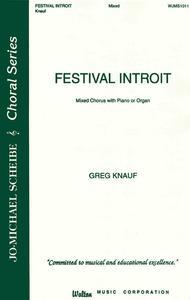 Festival Introit (Vocal Score)