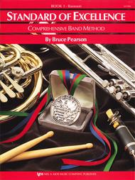 Standard of Excellence Book 1, Bassoon
