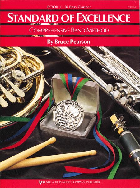 Standard of Excellence Book 1, Bass Clarinet