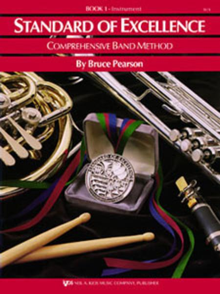 Standard of Excellence Book 1, Alto Clarinet