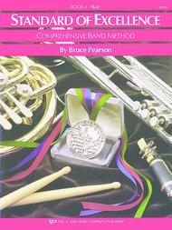 Standard of Excellence Book 1, Flute