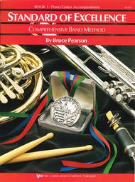 Standard Of Excellence Book 1, Piano/Guitar Accompaniment Book