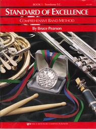 Standard of Excellence Book 1, Trombone T.C.