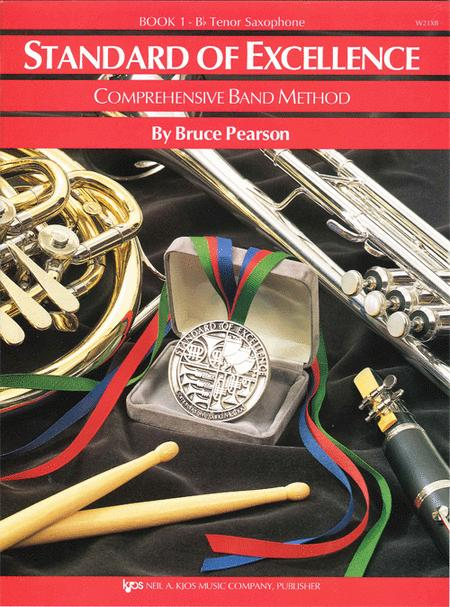 Standard of Excellence Book 1, Tenor Sax
